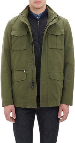 Vince - 3-in-1 Field Jacket