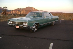 Oldsmobile - 1965 Ninety-Eight