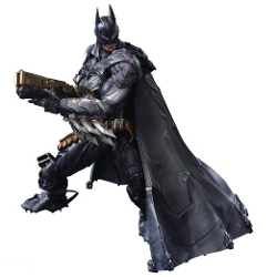 "Square Enix - Batman Armored Variant ""DC Comics"" Play Arts -Kai- Action Figure"
