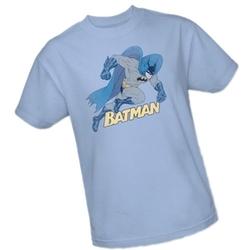 Batman - Running Retro-Batman T-Shirt