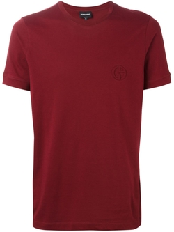 Giorgio Armani - Raised Logo T-Shirt
