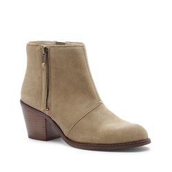 Sole Society - Ines Zipper Ankle Boots