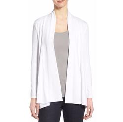 Eileen Fisher - Jersey Long Kimono Cardigan