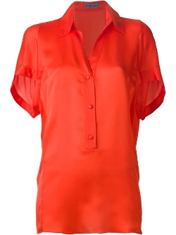 Emanuel Ungaro - Loose Fit Blouse