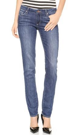 Paige Denim  - Jimmy Jimmy Skinny Jeans