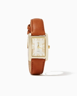 Charming Charlie - Pave Square Face Watch