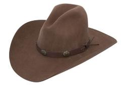 Stetson - Wool Felt Western Cowboy Hat