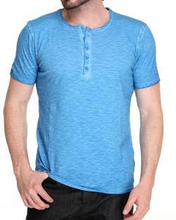 M.O.D. - S/S Henley T-Shirt