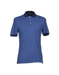 Canali  - Striped Polo Shirt