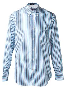Paul & Shark - Striped Button Down Shirt