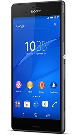 Sony  - Xperia Z3 Mobile Phone