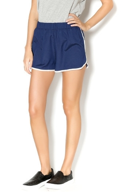 T-Bags Los Angeles - Navy Shorts