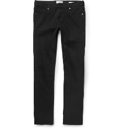 Frame Denim - Vinoodh Black Magic Slim-Fit Denim Jeans