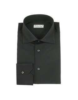 Forzieri - Cotton Slim Dress Shirt