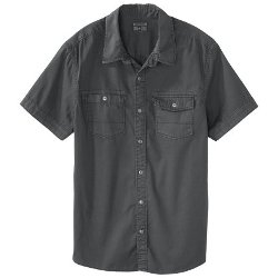 Converse - Logan Short Sleeve Button Down Shirt