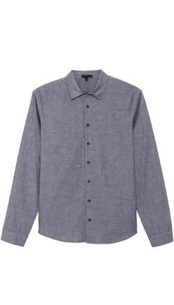 ATM Anthony Thomas Melillo  - Chambray Dress Shirt