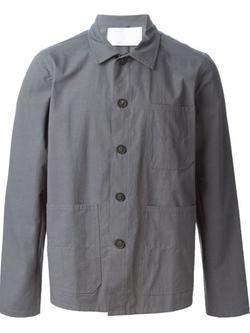 Société Anonyme - Buttoned Work Jacket