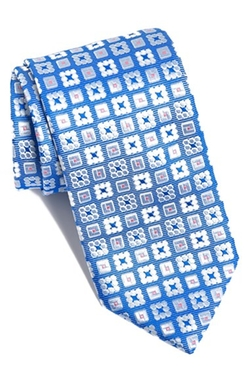 BOSS  - Medallion Silk Tie