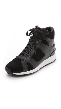 3.1 Phillip Lim  - Trance High Top Sneakers
