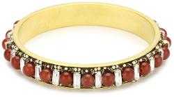 Ranjana Khan  - The Nashira Red Bangle Bracelet