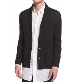 Rag & Bone - Lee Shawl-Collar Knit Cardigan