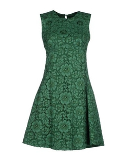 Ermanno Scervino - Short Sleeveless Dress