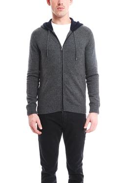 Vince - Cashmere Zip Hoody Jacket