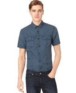 Calvin Klein Jeans - Garment Dyed Shirt