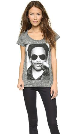 ElevenParis  - Lenny Kravitz T-Shirt