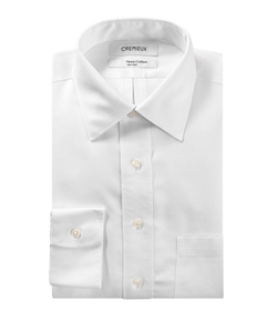 Cremieux - Regular-Fit Spread-Collar Dress Shirt