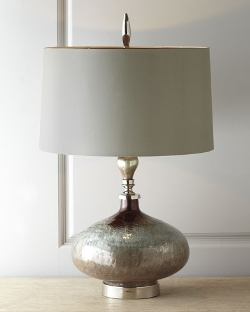 John-Richard Collection - Rainwater On Glass Table Lamp