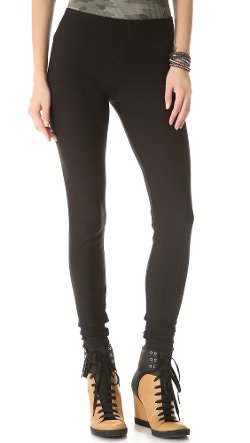 Plush  - Fleece Lined Leggings