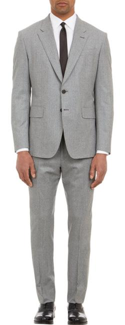 Paul Smith Exclusive - Flannel Two-Button Suit