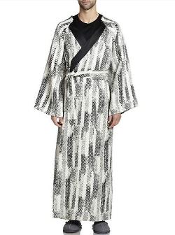 La Perla - Jacquard Silk Robe
