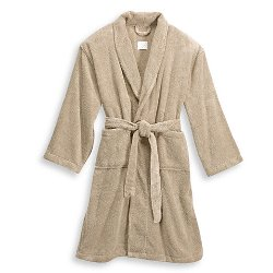London Luxury Hotel Collection  - Zero Twist Unisex Bathrobe