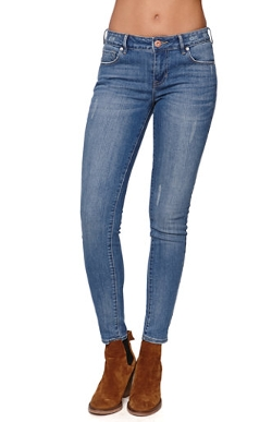 Bullhead Denim Co - Low Rise Skinniest Sunrise Jeans