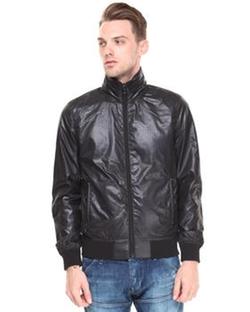 G-Star - Perforated Nylon Moto Jacket