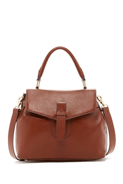 Zenith Handbags - Large Flap Over Crossbody Bag