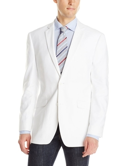 U.S. Polo Assn. - Hopsack Two Button Blazer