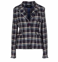 Entre Amis - Tweed Blazer