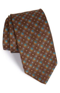 Robert Talbott  - Geometric Silk Tie