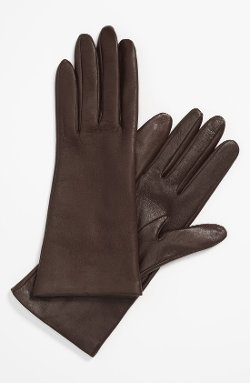 Fownes Brothers - Basic Tech Leather Gloves