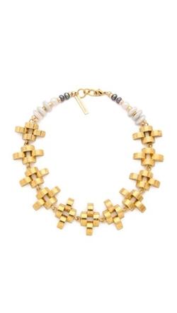 Lizzie Fortunato - Arena Necklace