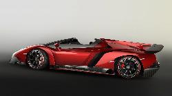 LAMBORGHINI - Veneno Roadster