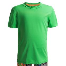 Watson's  - Crew Neck T-Shirt - Compression Stretch Nylon