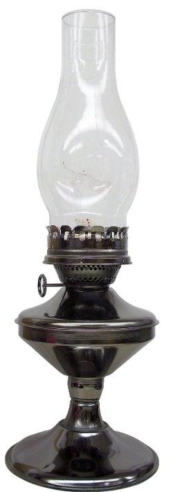 Vovo - Pewter Oil Lamp