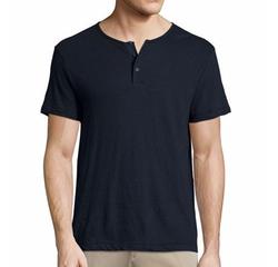 Theory - Nayte Slub Henley T-Shirt