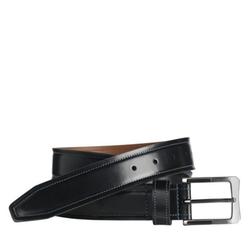 Johnston & Murphy - Brush-Off Leather Belt