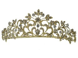 SparklyCrystal - Princess Rhinestone Crystal Tiara