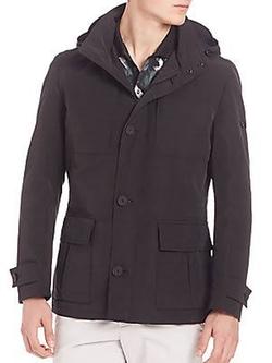 Strellson - Slim-Fit Field Jacket